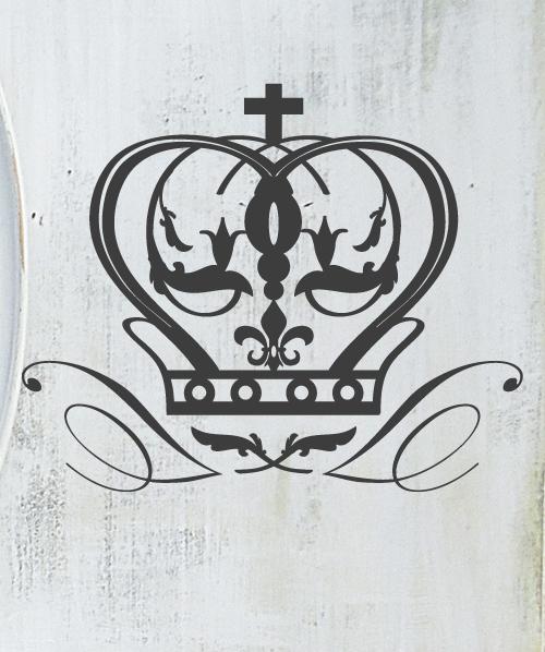 moebeltattoo krone