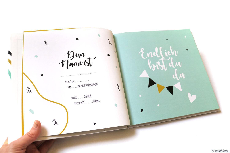 Babybuch 1 Jahr