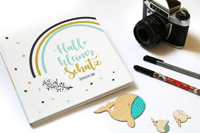 Babybuch erstes Jahr