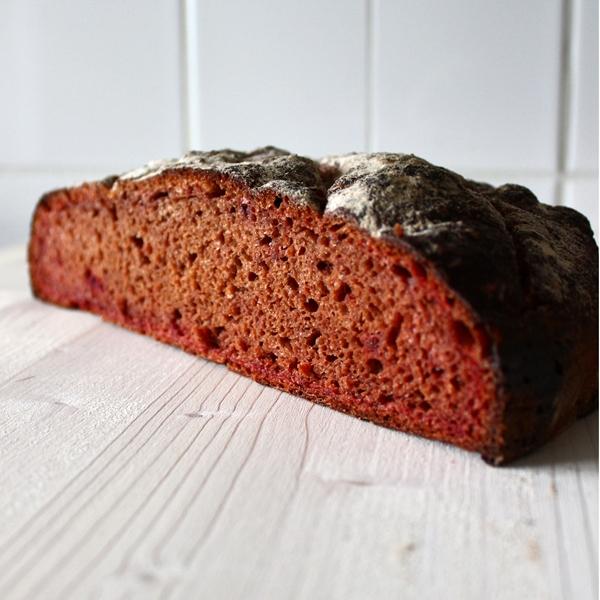 Rote Beete Brot Rezept