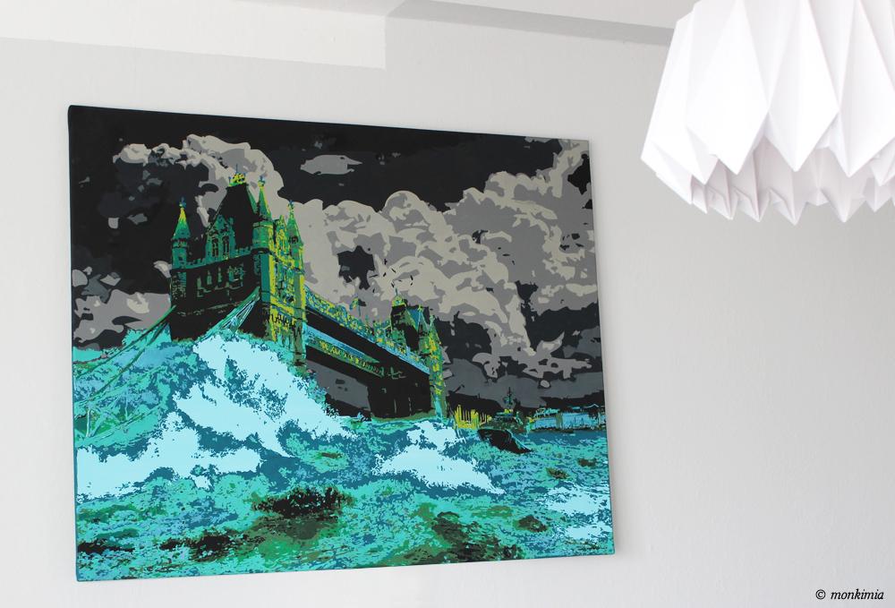 Kunst Monkimia - London Towerbridge