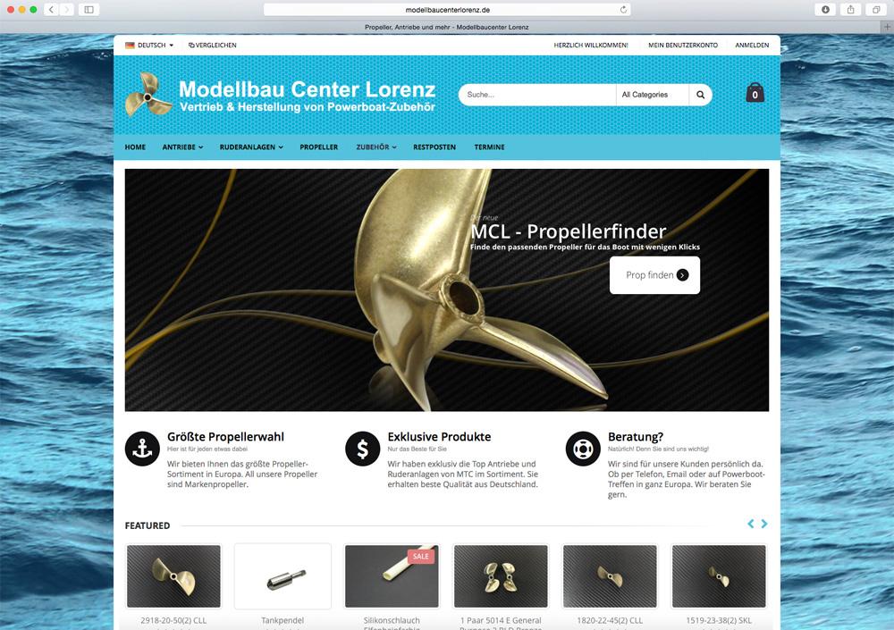 Modellbau Center Lorenz WebShop
