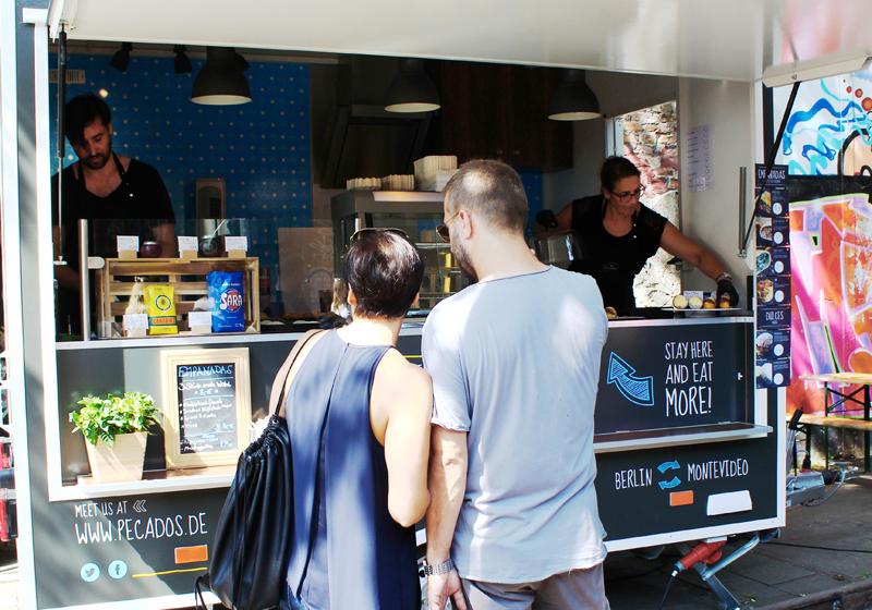 Streetfood Pecados Berlin Uruguay
