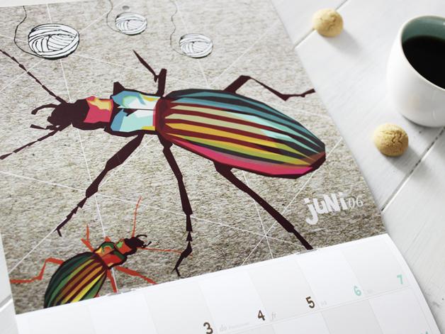 Kalender 2015 monkimia