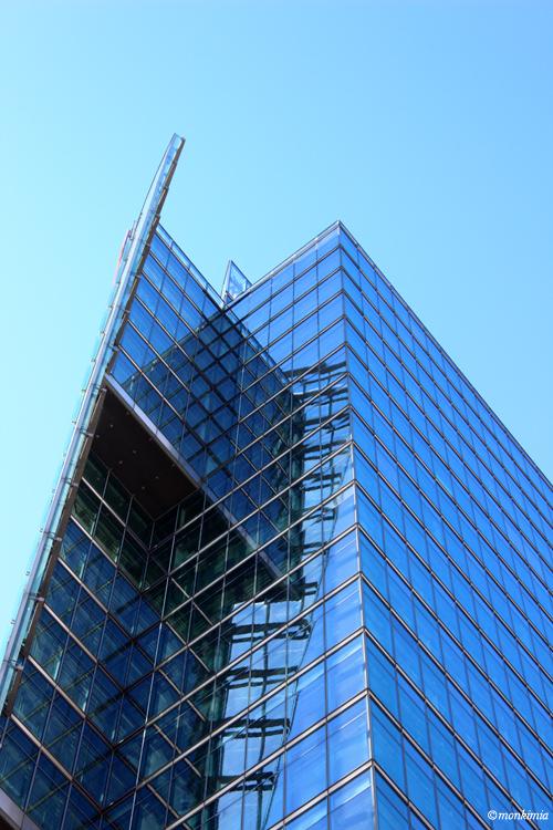 PotsdamerPlatz Architektur Fotografie