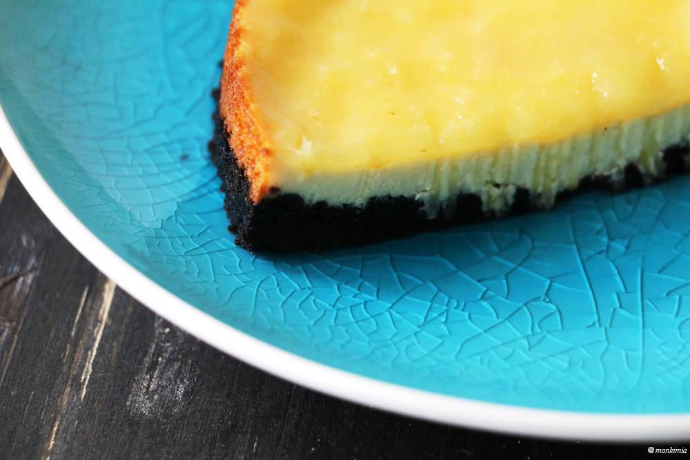 Oreo Lemon Cheesecake Rezept