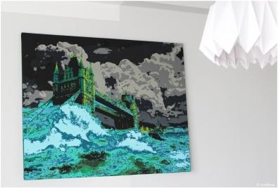 Monkimia – Tower Bridge Kunst