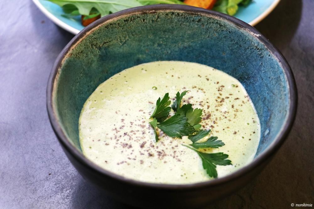 Joghurt-Tahini-Dip Rezept