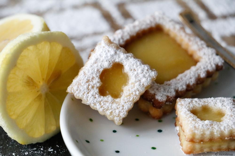 Lemon Kekse Rezept