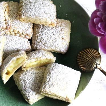 Lemon Creme Pie Mini Tarte