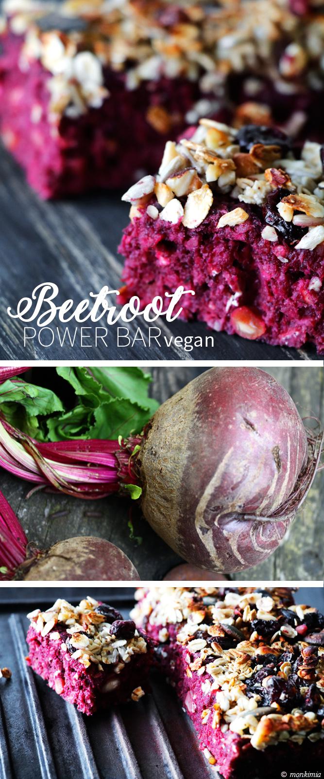 Beetroot Powerbar Superfood