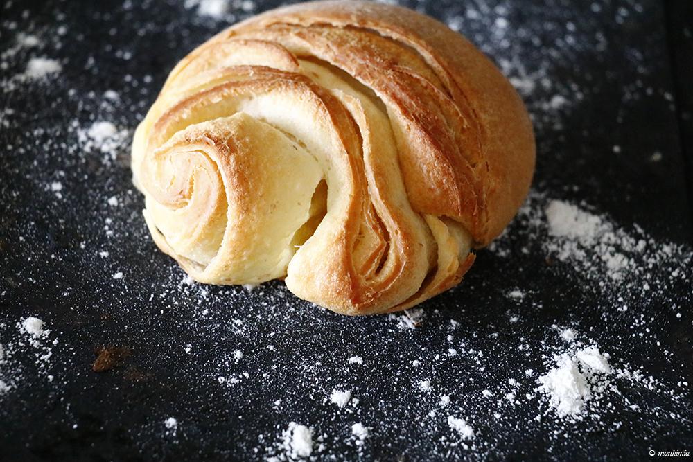 Croissant Schnecken Rezept