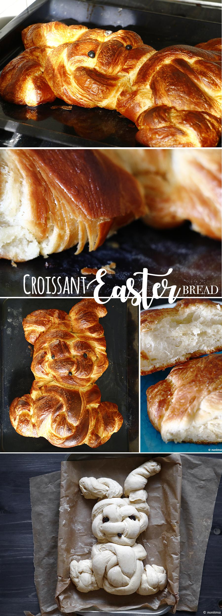 Croissant easter bread recipe