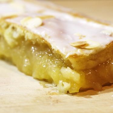 gedeckter Apfelkuchen Rezept